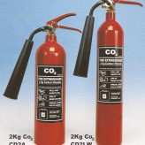 C02 Fire Extinguishers
